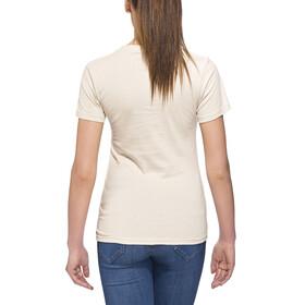 POLER Summit Kortærmet T-shirt Damer beige
